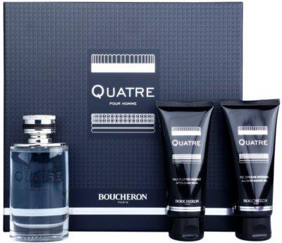 Boucheron Quatre dárková sada