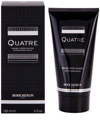 Boucheron Quatre bálsamo após barbear para homens