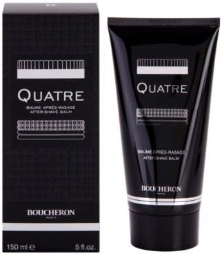 Boucheron Quatre balzám po holení pre mužov