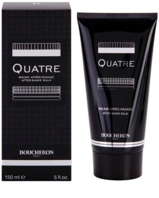 Boucheron Quatre balzám po holení pro muže