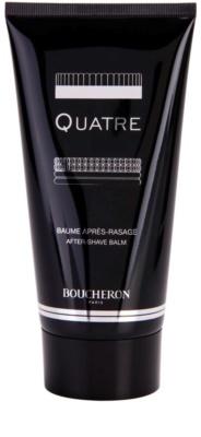 Boucheron Quatre After Shave Balsam für Herren 1