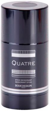 Boucheron Quatre desodorizante em stick para homens