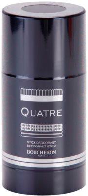 Boucheron Quatre дезодорант-стік для чоловіків