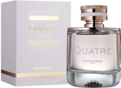 Boucheron Quatre eau de parfum nőknek 1