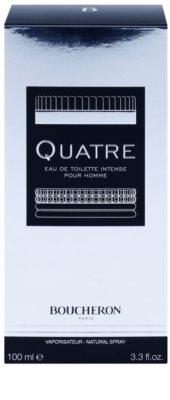 Boucheron Quatre Intense Eau de Toilette für Herren 3