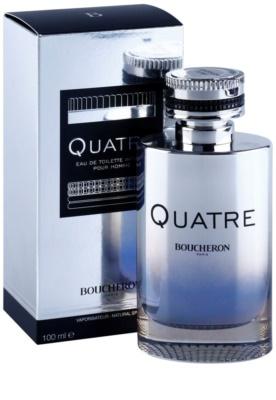 Boucheron Quatre Intense Eau de Toilette für Herren 1
