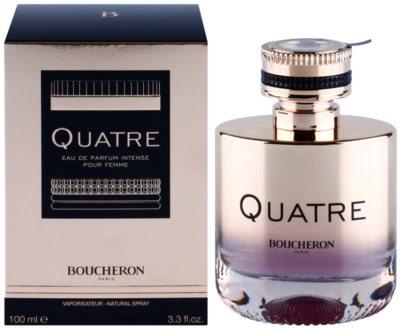 Boucheron Quatre Limited Edition 2016 Eau de Parfum para mulheres