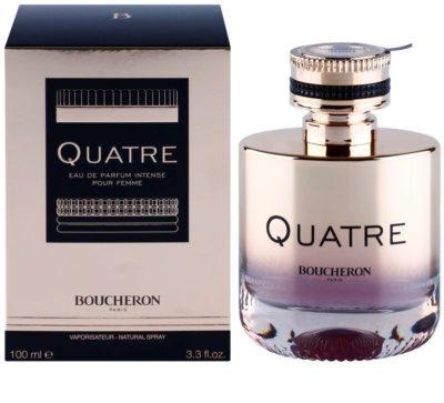 Boucheron Quatre Limited Edition 2016 Eau De Parfum pentru femei