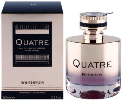 Boucheron Quatre Limited Edition 2016 parfémovaná voda pro ženy