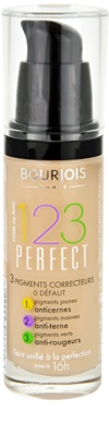 Bourjois 123 Perfect base líquida para aspeto perfeito