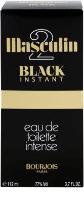 Bourjois Masculin 2 Black Instant Eau de Toilette für Herren 1