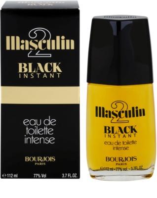Bourjois Masculin 2 Black Instant Eau de Toilette para homens