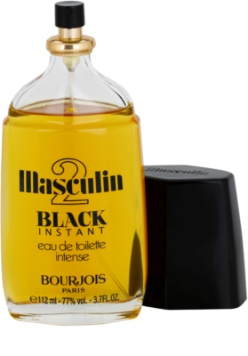 Bourjois Masculin 2 Black Instant Eau de Toilette für Herren 4