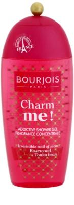 Bourjois Charm Me! parfümös tüsfürdő gél