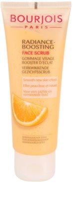 Bourjois Cleansers & Toners esfoliante de limpeza para pele normal a mista