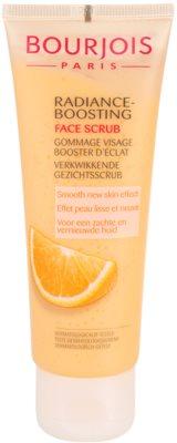 Bourjois Cleansers & Toners Reinigungspeeling für normale Haut und Mischhaut