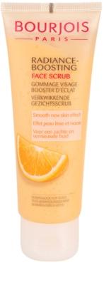 Bourjois Cleansers & Toners tisztító peeling normál és kombinált bőrre