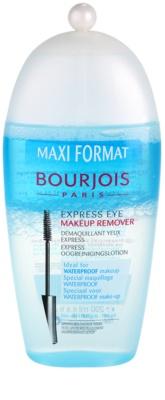Bourjois Cleansers & Toners demachiant pentru machiajul rezistent la apa