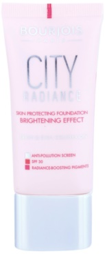 Bourjois City Radiance ochranný make-up SPF 30