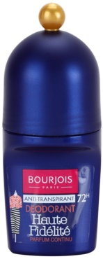 Bourjois Déodorant antiperspirant roll-on 72 ur