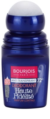 Bourjois Déodorant antiperspirant roll-on 72 ur 1