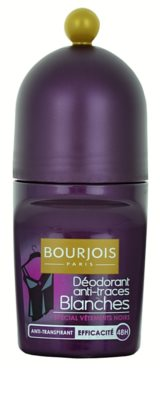 Bourjois Déodorant deodorant roll-on proti bílým skvrnám