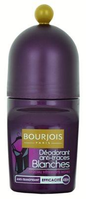 Bourjois Déodorant dezodorant w kulce przeciwko białym śladom