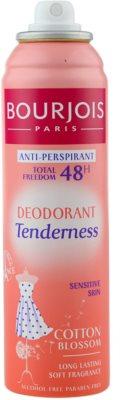 Bourjois Déodorant antitranspirante roll-on para pieles muy sensibles 48h 1