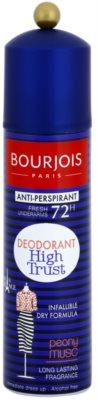 Bourjois Déodorant antiperspirant 72 ore