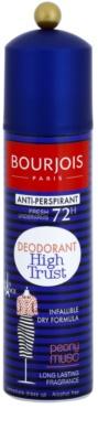 Bourjois Déodorant Antiperspirant 72h