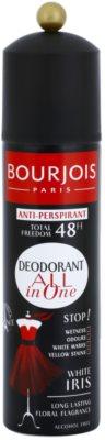 Bourjois Déodorant antiperspirant ve spreji 48h