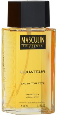 Bourjois Masculin Equateur eau de toilette férfiaknak 2