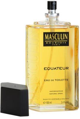 Bourjois Masculin Equateur eau de toilette férfiaknak 3