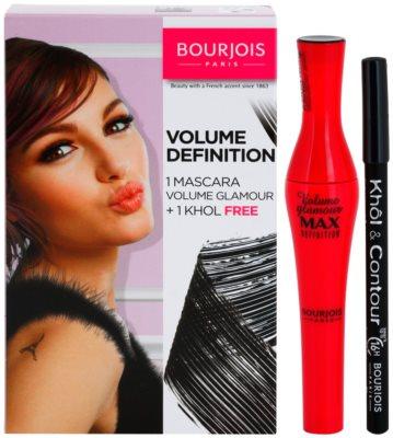 Bourjois Volume Glamour kosmetická sada IV.