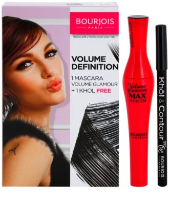Bourjois Volume Glamour set cosmetice IV.