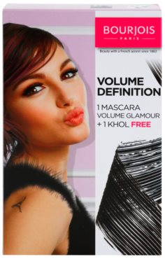 Bourjois Volume Glamour kozmetika szett IV. 3