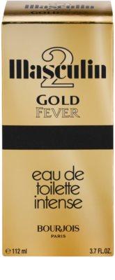 Bourjois Masculin 2 Gold Fever toaletní voda pro muže 1