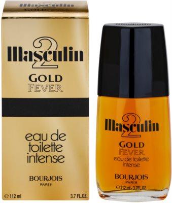Bourjois Masculin 2 Gold Fever toaletní voda pro muže