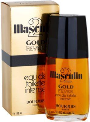 Bourjois Masculin 2 Gold Fever toaletní voda pro muže 2