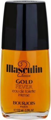 Bourjois Masculin 2 Gold Fever eau de toilette férfiaknak 3
