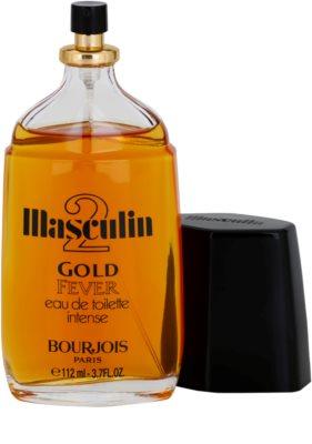 Bourjois Masculin 2 Gold Fever eau de toilette férfiaknak 4