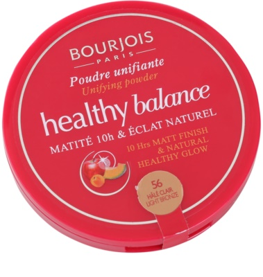 Bourjois Healthy Balance pudra compacta 1