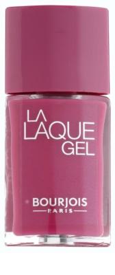 Bourjois La Lacque Gel dolgoobstojen lak za nohte