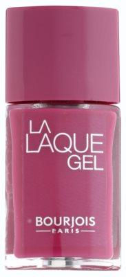 Bourjois La Lacque Gel дълготраен лак за нокти