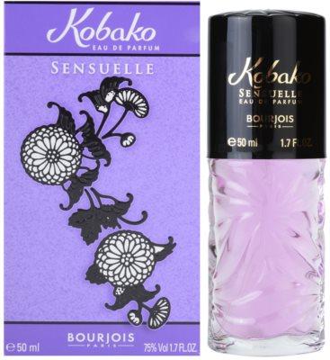 Bourjois Kobako Sensuelle eau de parfum nőknek