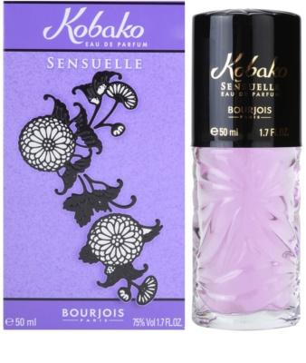 Bourjois Kobako Sensuelle парфумована вода для жінок