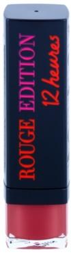 Bourjois Rouge Edition 12Hour стійка помада 2