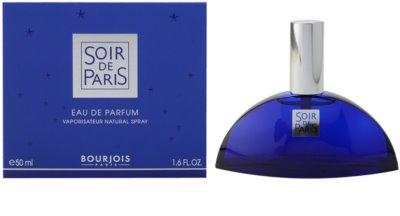Bourjois Soir de Paris eau de parfum nőknek