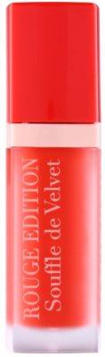 Bourjois Rouge Edition Souffle de Velvet barra de labios líquida