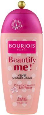 Bourjois Beautify Me! sprchový krém bez parabénov